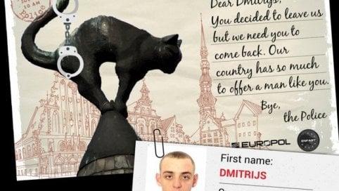 Cartoline dall'Europol: destinatari 21 tra i più pericolosi criminali